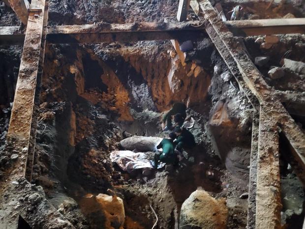 Quả bom nặng 340kg ở trung tâm Hà Nội đã được huỷ nổ an toàn tại Bắc Giang - Ảnh 1.