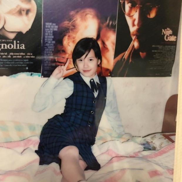 Nàng cỏ Goo Hye Sun từng là hotgirl trước thời Vườn Sao Băng, netizen tưởng tin fake cho đến khi ảnh quá khứ lộ ra - Ảnh 4.