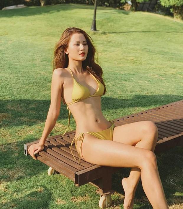 Dàn mỹ nhân đình đám Vietnam Why Not diện bikini nóng bỏng mắt: Ai có body quyến rũ nhất? - Ảnh 4.