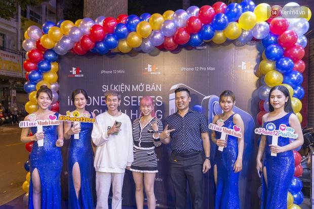 iPhone 12 chính hãng mở bán tại Việt Nam, nhạc sĩ Dương Khắc Linh chốt đơn luôn 4 chiếc, Bảo Thy, Ngô Kiến Huy cũng hào hứng khoe đặt hàng - Ảnh 5.