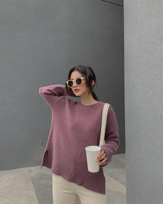 Loạt áo len vẫn đang giảm giá, sắm ngay một chiếc mặc mùa đông là chuẩn - Ảnh 13.