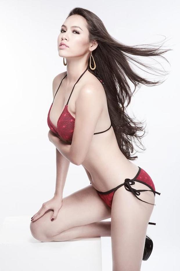 Dàn mỹ nhân đình đám Vietnam Why Not diện bikini nóng bỏng mắt: Ai có body quyến rũ nhất? - Ảnh 8.