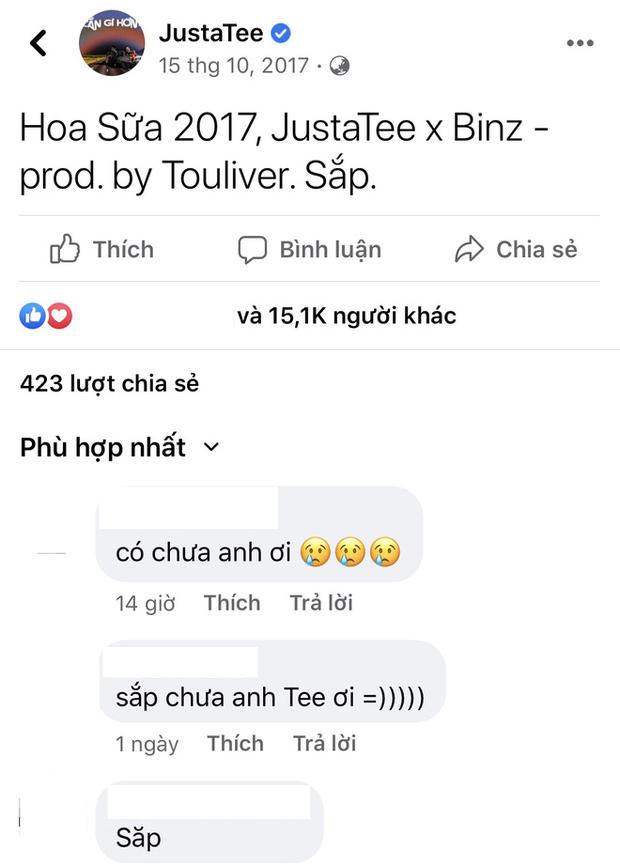 Netizen đào lại clip Binz rap trữ tình từ 5 năm trước, nhìn hình ảnh bad boy hiện tại đành khẳng định: Ai rồi cũng khác thôi - Ảnh 5.