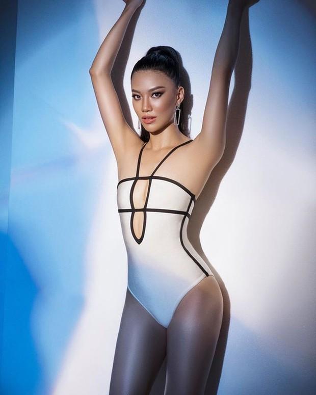 Dàn mỹ nhân đình đám Vietnam Why Not diện bikini nóng bỏng mắt: Ai có body quyến rũ nhất? - Ảnh 6.