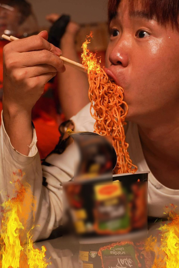Quảng cáo đồ ăn level thượng thừa ở Thái Lan khiến dân tình vừa phục vừa cười bò: Không hề giả trân chút nào! - Ảnh 5.