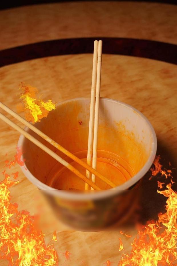 Quảng cáo đồ ăn level thượng thừa ở Thái Lan khiến dân tình vừa phục vừa cười bò: Không hề giả trân chút nào! - Ảnh 9.
