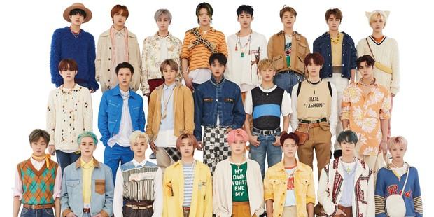 Top 30 ca sĩ hot nhất xứ Hàn hiện nay: Ngỡ ngàng nam ca sĩ so kè với BTS và áp đảo dàn idol, TWICE hay BLACKPINK thắng thế? - Ảnh 5.