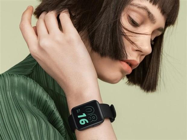 Redmi Watch ra mắt: Màn hình 1,4 inch, kháng nước 5ATM, hỗ trợ NFC, pin 12 ngày, giá 1,1 triệu đồng - Ảnh 2.