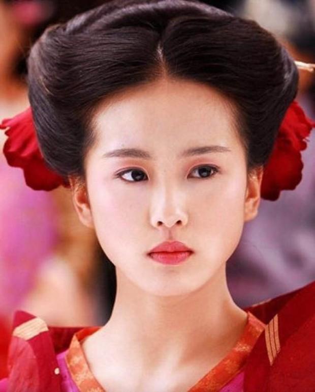 Ảnh sự kiện tố nhan sắc Lưu Thi Thi đang dần lão hoá: Nếp nhăn rõ rệt, visual khác hẳn so với thời còn thân với Dương Mịch - Ảnh 5.