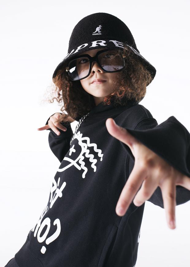 Rapper nhí 7 tuổi từng kết hợp với Suboi tung hẳn một E.P xịn mịn, chất hip-hop từ bé cũng rất gì và này nọ! - Ảnh 6.