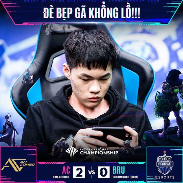 Box Gaming chốt đơn vòng bảng AIC 2020: Toàn bộ đại diện Việt Nam đều chắc chắn vào vòng Tứ kết - Ảnh 1.