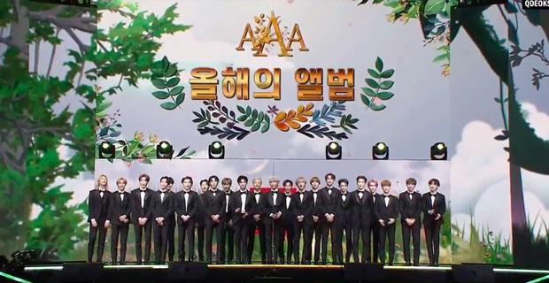 Netizen gọi AAA 2020 là giải thưởng trò hề của năm, BLACKPINK, BTS hụt Daesang quan trọng về tay TWICE quá là sai! - Ảnh 9.
