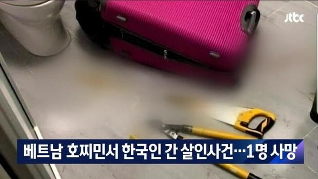 Các trang tin Hàn Quốc đồng loạt đưa tin vụ một thi thể được phát hiện trong vali ở Sài Gòn - Ảnh 3.
