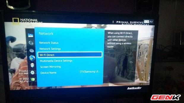 Có bao nhiêu cách để có thể truyền hình ảnh từ điện thoại lên Tivi? - Ảnh 5.