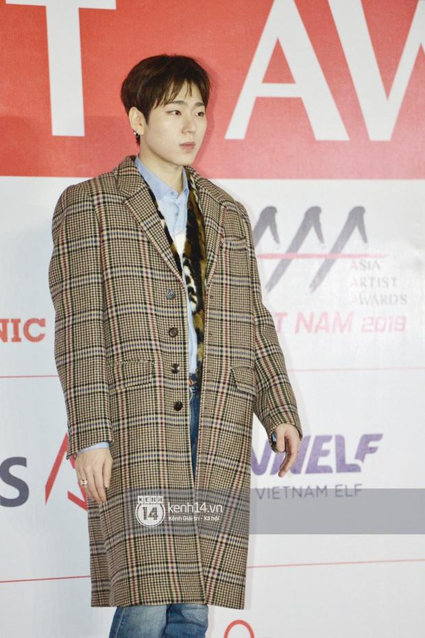 """Năm ngoái quân đoàn sao Hàn khuynh đảo thảm đỏ AAA ở Việt Nam: Yoona - Park Min Young đẹp xỉu, Ji Chang Wook, Red Velvet và dàn idol """"bùng nổ"""" - Ảnh 15."""