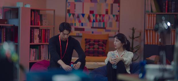 Kim Seon Ho rục rịch tỏ tình Suzy, fan chưa kịp mừng thì Nam Joo Hyuk tái xuất ở tập 13 Start Up - Ảnh 10.