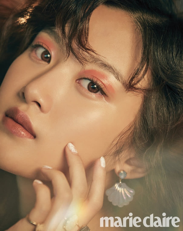 Moon Ga Young - Nữ chính True Beauty: Xuất thân danh giá, nhan sắc đỉnh cao lại được cả hội nam thần EXO cưng như trứng - Ảnh 10.
