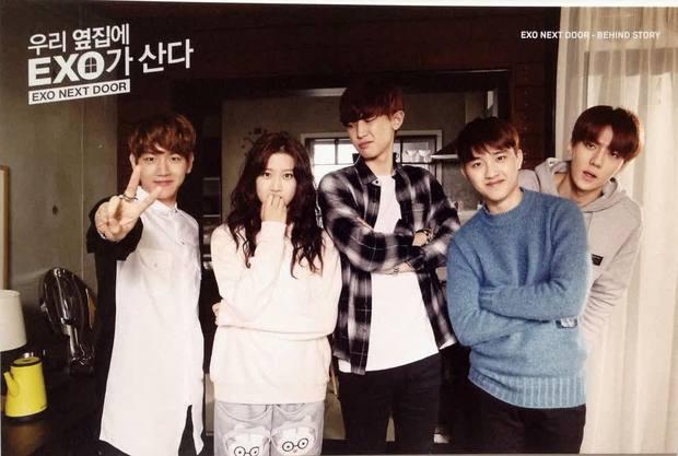 Moon Ga Young - Nữ chính True Beauty: Xuất thân danh giá, nhan sắc đỉnh cao lại được cả hội nam thần EXO cưng như trứng - Ảnh 33.