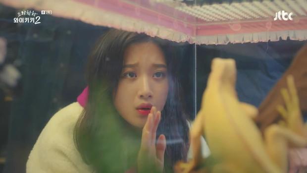 Moon Ga Young - Nữ chính True Beauty: Xuất thân danh giá, nhan sắc đỉnh cao lại được cả hội nam thần EXO cưng như trứng - Ảnh 27.