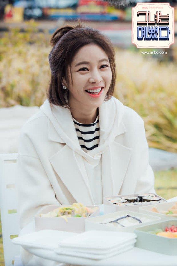 """6 màn """"vịt hoá thiên nga"""" ngoạn mục ở phim Hàn: IU, Moon Ga Young chưa sốc bằng ác nữ Penthouse - Ảnh 23."""