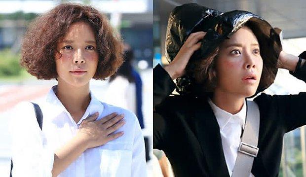"""6 màn """"vịt hoá thiên nga"""" ngoạn mục ở phim Hàn: IU, Moon Ga Young chưa sốc bằng ác nữ Penthouse - Ảnh 20."""