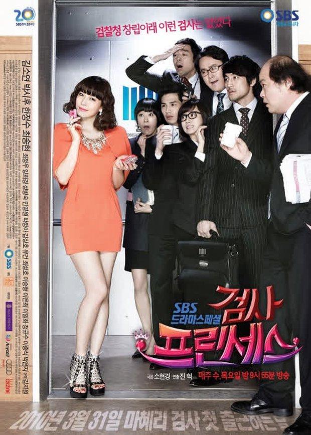 """6 màn """"vịt hoá thiên nga"""" ngoạn mục ở phim Hàn: IU, Moon Ga Young chưa sốc bằng ác nữ Penthouse - Ảnh 8."""