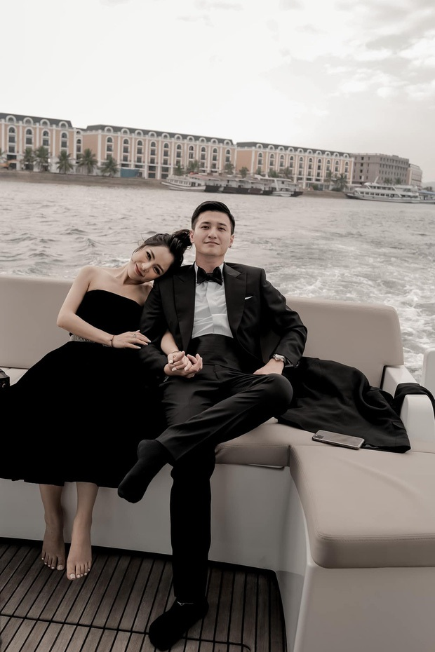 """Gần 1 năm Huỳnh Anh đã kịp qua lại, """"thả thính"""" cả dàn mỹ nhân: Từ mẹ đơn thân, hotgirl, bạn diễn đến rich kid đều đủ cả - Ảnh 3."""