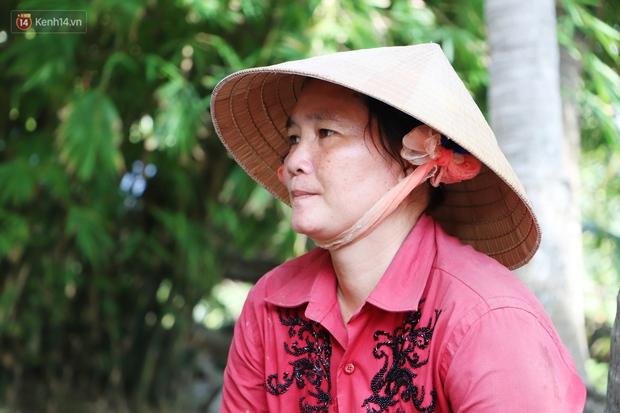 3 đứa trẻ không cha, đói ăn bên người mẹ bệnh tật: Con đi lượm ve chai, vỏ dừa khô để phụ mẹ nuôi em - Ảnh 12.