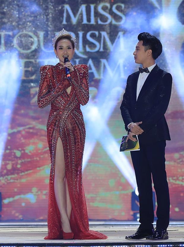 Chưa từng có tiền lệ: Miss Tourism Việt Nam 2020 không có Tân Hoa khôi, chỉ có 2 Á khôi, Khánh Ngân vẫn giữ ngôi vị sau 3 năm! - Ảnh 9.