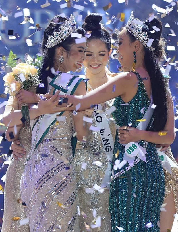 Chưa từng có tiền lệ: Miss Tourism Việt Nam 2020 không có Tân Hoa khôi, chỉ có 2 Á khôi, Khánh Ngân vẫn giữ ngôi vị sau 3 năm! - Ảnh 4.