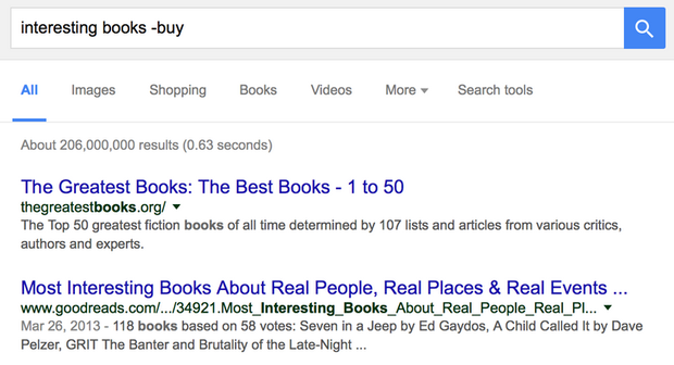 Khó tin: Có đến 96% người dùng không hề biết đến 10 cách search Google siêu đẳng này! - Ảnh 10.