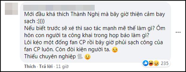 Ekip Thành Nghị đăng đàn cảnh cáo fan Lưu Ly ngưng đẩy thuyền, tuyệt tình đến mức này rồi sao? - Ảnh 4.
