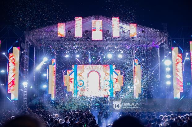 Suboi đi diễn có dàn thí sinh Rap Việt hộ tống còn lên hẳn sân khấu quẩy chung, Hoàng Dũng và Cá Hồi Hoang khuấy đảo đại nhạc hội - Ảnh 2.