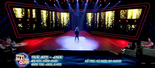 Gương Mặt Thân Quen gây tranh cãi khi để tên Jack và K-ICM đồng sáng tác hit Hồng Nhan - Ảnh 1.
