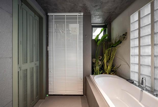 Mạnh tay đập bỏ hết tường và trần nhà, chàng trai Sài Gòn có ngay căn hộ studio cực ấn tượng, không gian mở được tận dụng tối đa - Ảnh 18.