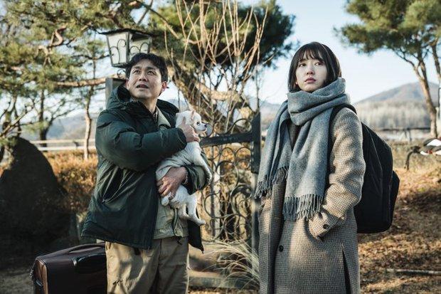The Call: Tưởng Park Shin Hye đóng phim bách hợp pha kinh dị hóa ra lầm to, twist khủng nhất lại nằm ở after-credit - Ảnh 2.