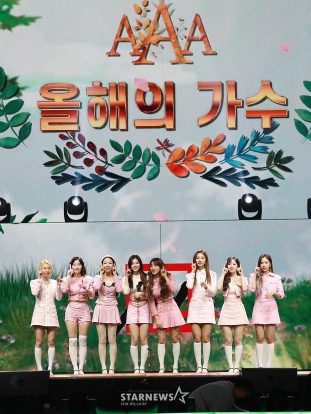 TWICE thắng Daesang mảng nghệ sĩ nhưng không được công nhận, netizen mỉa mai AAA 2020 trao giải Encore Of The Year còn hợp lý hơn! - Ảnh 1.