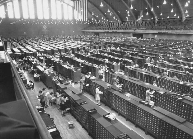 Khám phá hình ảnh của những công nghệ hiện đại trong quá khứ, xem xong cứ ngỡ như bước vào thế giới phim viễn tưởng - Ảnh 2.