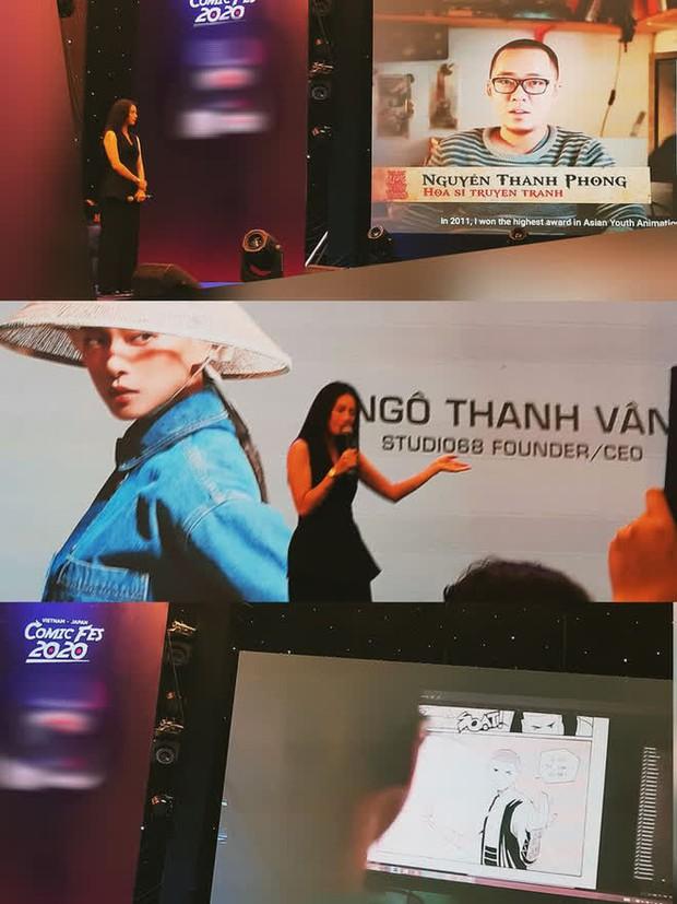 HOT: Ngô Thanh Vân công bố chuyển thể truyện tranh Long Thần Tướng - Ảnh 1.