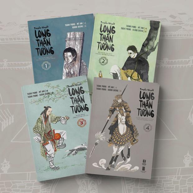 HOT: Ngô Thanh Vân công bố chuyển thể truyện tranh Long Thần Tướng - Ảnh 3.
