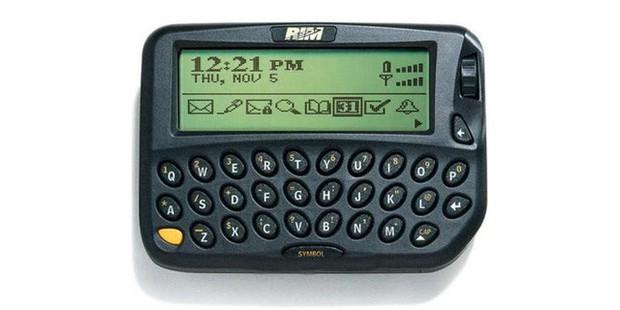 Blackberry: Kiêu ngạo, ngoan cố và cái kết - Ảnh 1.