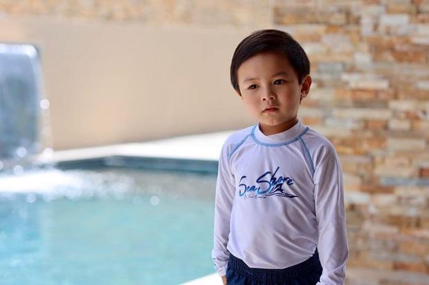 Đan Trường đón sinh nhật giản dị bên gia đình nhưng quà khủng do con trai 3 tuổi tặng mới gây bất ngờ! - Ảnh 6.