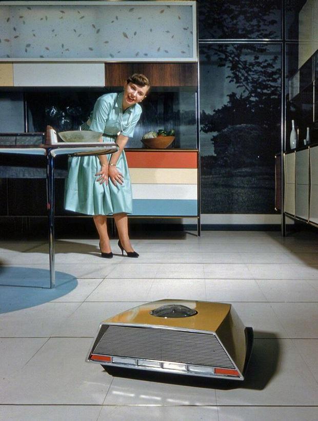Khám phá hình ảnh của những công nghệ hiện đại trong quá khứ, xem xong cứ ngỡ như bước vào thế giới phim viễn tưởng - Ảnh 16.