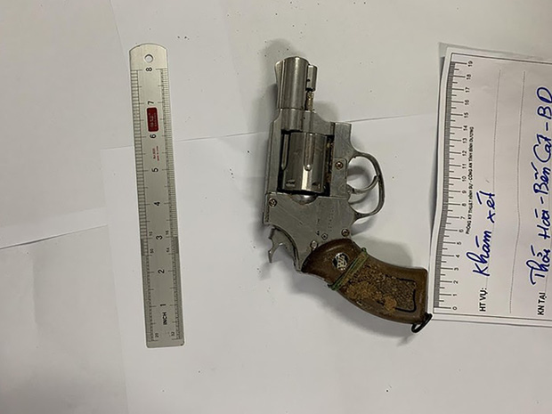 Hành trình truy bắt kẻ dùng súng cướp Ngân hàng SHB - Ảnh 3.