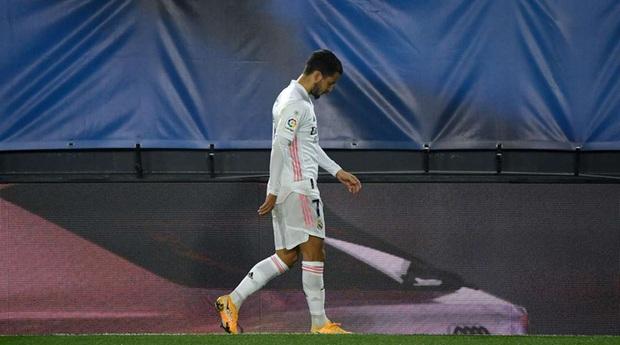 Real Madrid bại trận ở La Liga vì sai lầm đáng trách của thủ môn - Ảnh 4.