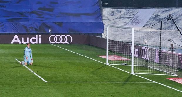Real Madrid bại trận ở La Liga vì sai lầm đáng trách của thủ môn - Ảnh 5.