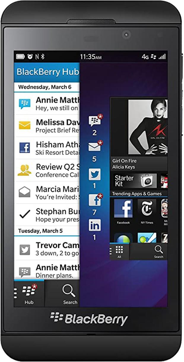 Blackberry: Kiêu ngạo, ngoan cố và cái kết - Ảnh 5.