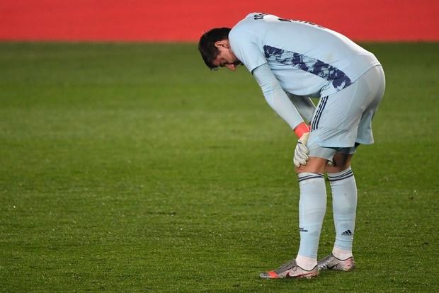 Real Madrid bại trận ở La Liga vì sai lầm đáng trách của thủ môn - Ảnh 6.