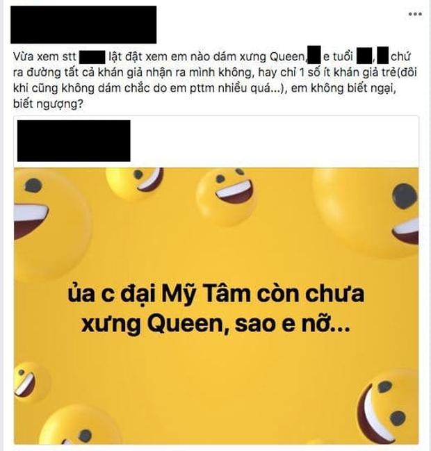 Netizen tranh cãi sau phát ngôn Min nhận mình là Queen of Pop: Có tài năng nhưng Queen thì không tới, còn nhắc tới Mỹ Tâm - Ảnh 4.