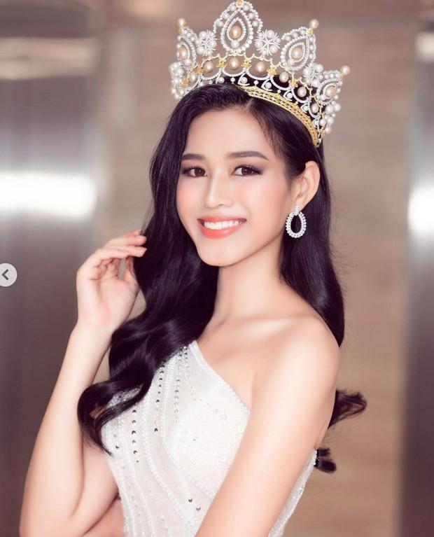 Góc bối rối: Dụi mắt vài lần mới nhận ra tân Hoa hậu Việt Nam Đỗ Thị Hà bên Duy Khánh, gương mặt hốc hác đáng lo - Ảnh 4.